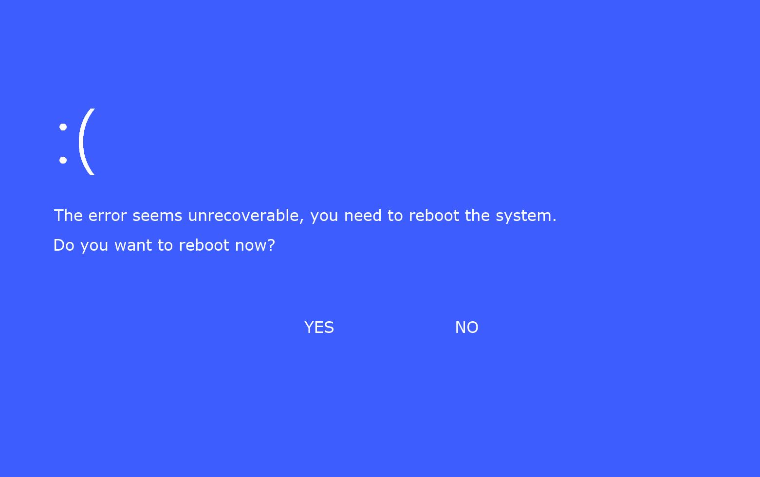 systemreboot